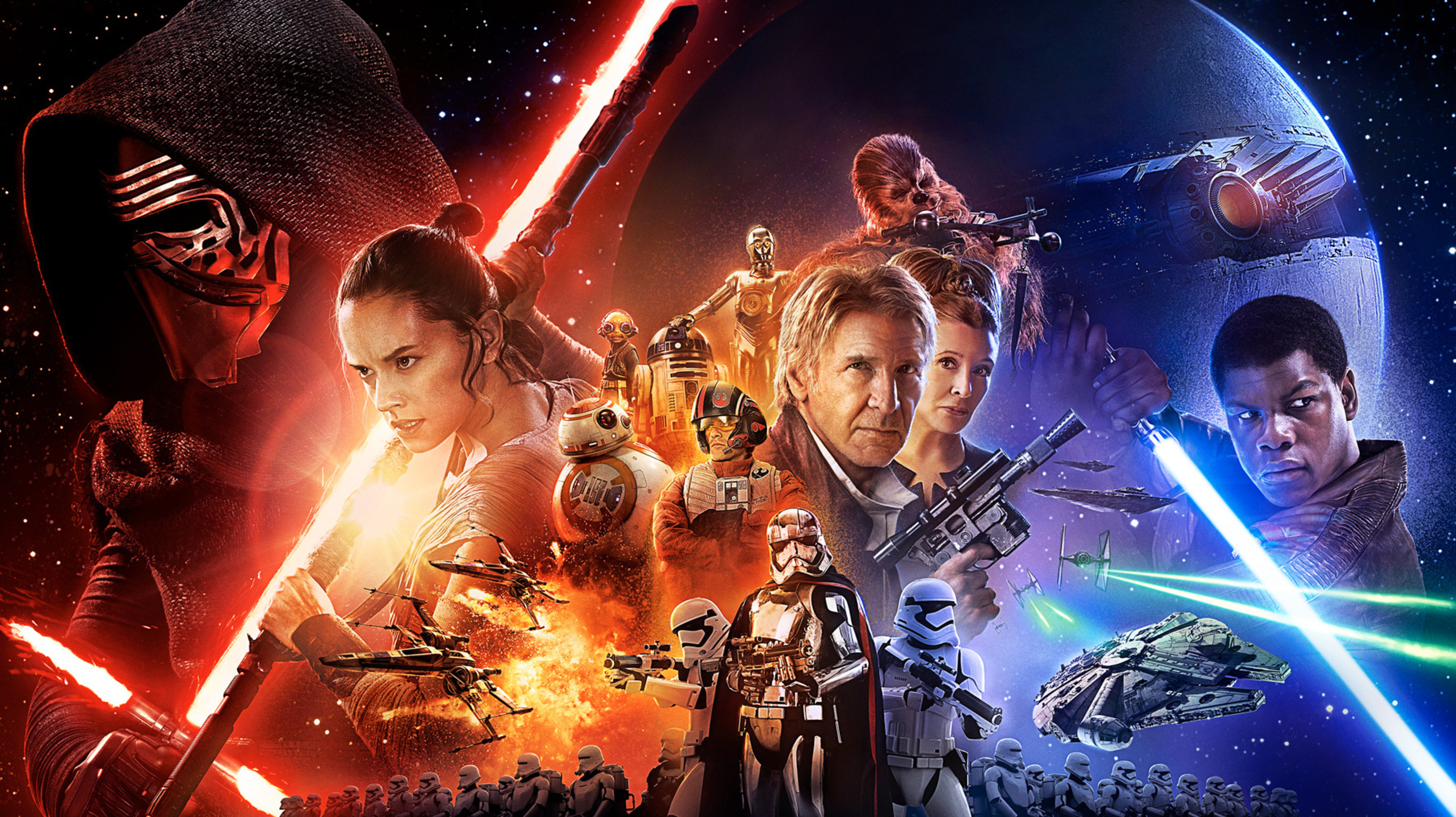 Star Wars: The Force Awakens Movie Review ( Spoilers) – Grog Boat ...