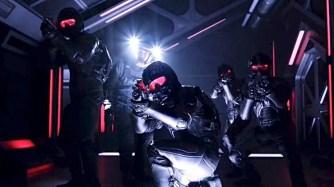 Martian military elite