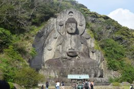 The 23rd (?) biggest stone statue in the world!