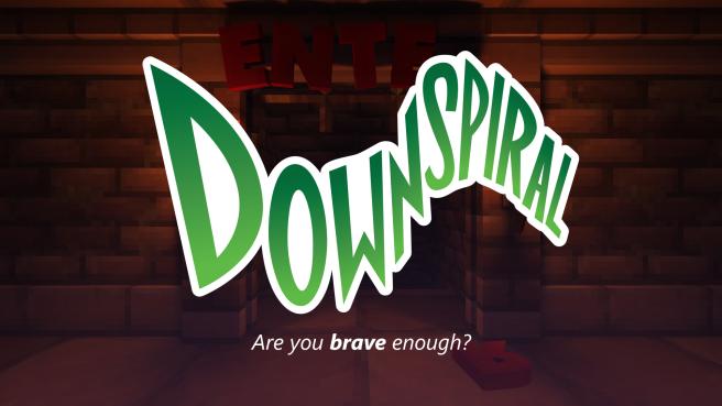 DownspiralLogoBackground01