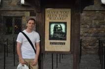 That's Sirius Black is who that is!
