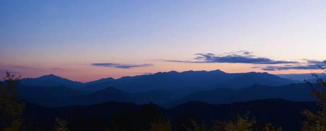 Saitama Mountain Ranges