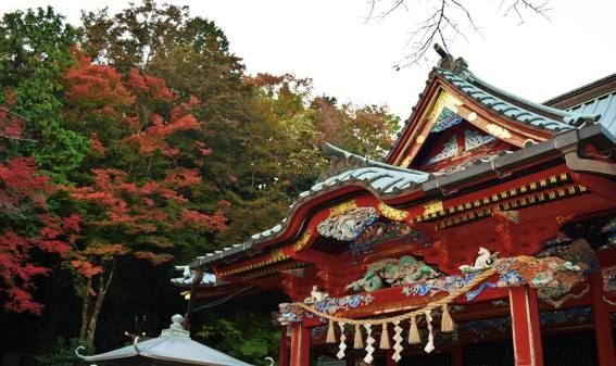 Yakuo-in Temple