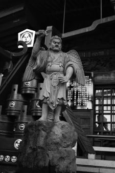 Yakuo-in Temple Tengu