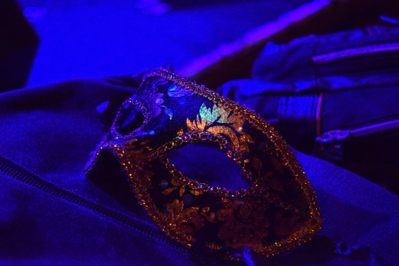 Moonlight Masquerade Mask