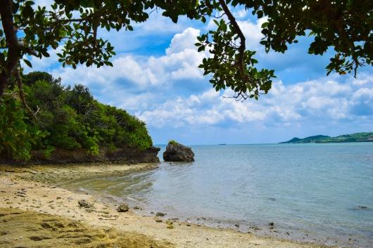 Okinawa Janeh Beach