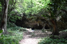 Okinawa Janeh Cave