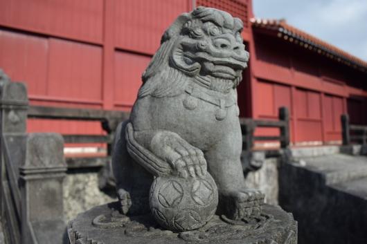Okinawa Shisa 6