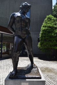 Hakone Open-air Museum Nude Statue