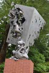 Hakone Open-air Museum Sculpture of Death and Decay