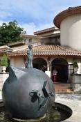 The Little Prince Entrance Statue