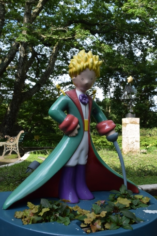 The Little Prince Little Prince Statue
