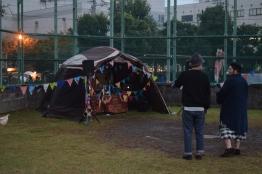 DJ Tent